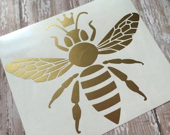 Queen Bee | Queen B | Queen Bee Decal