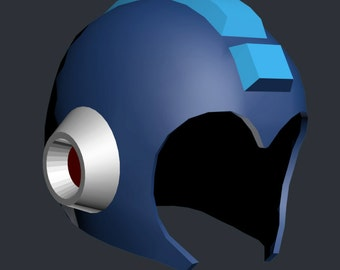 Mega Man Pepakura Template Pack