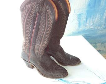 vegan cowboy boots – Etsy