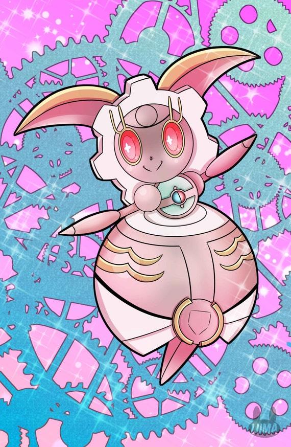 Magearna - Pokemon 11X17