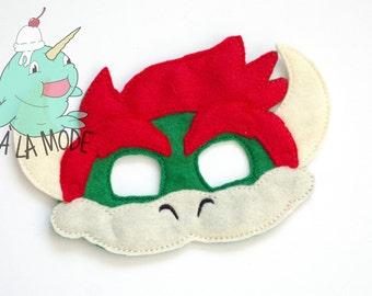 Bowser Mask