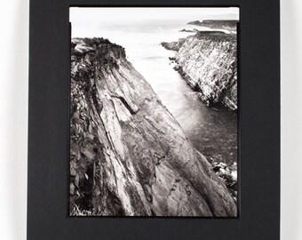 Toe Head - The South of the Irish coast