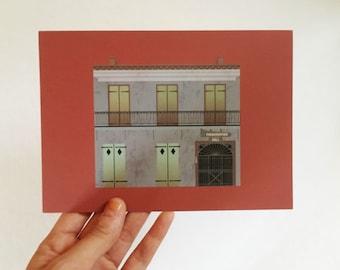 Preservation Hall Art Print