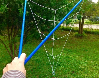 3ft Netted Bubble Wand