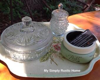 Vintage Avon Tray,   Avon Candy Dish With Cover, Avon Vintage Cut Crystal Glass Diamond Pattern, Vintage Cut Pressed Glass Mint Dish