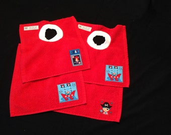 Infant Boy Pirate Bibs