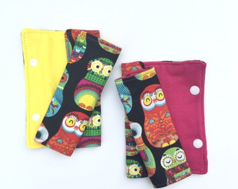 Car Seat Strap Covers - Stroller Strap Cover - Baby Car Seat Belt Cover - Seat Belt Cover - Car Seat Belt Cover
