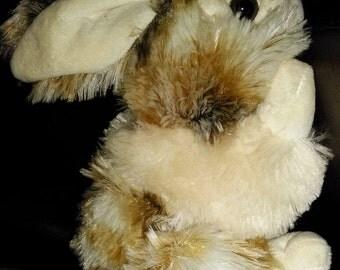 90s Vintage Dan Dee Stuffed Bunny / Bunny Rabbit / Stuffed Animal / Rabbits / Bunnies / Cute / Furry / Easter / Gift / Collectors Choice