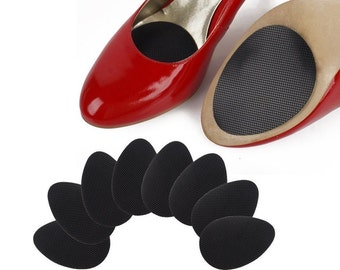 Anti-Slip Shoes Heel Sole Grip Protector Pads Non-Slip Cushion For Women Gift