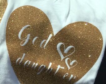 God daughter little girls shirt