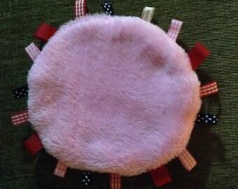 Soft Fleece Taggie toy