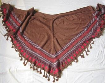big wool scarf