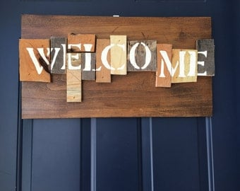 Not Your Ordinary Welcome Sign (3)