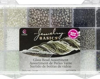 Cousin Seed Bead Value Pack, AJM65022007