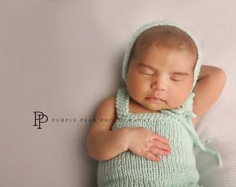Newborn Romper Set - Layton
