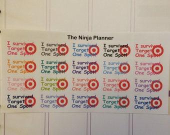 I survived Target