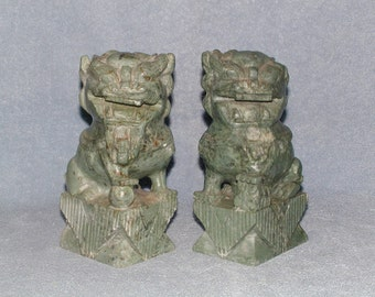 Foo Dogs - Shi Shi Dogs - Asian