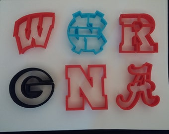 College Cookie Cutters