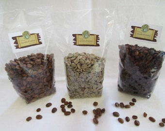 Greek Coffee Beans Roasted,Green Beans Unroasted,Caffeine Or Decaffeinated.