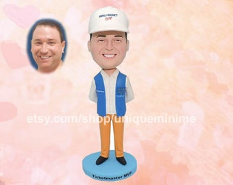 Unique Christmas Gift - Christmas Gift for Him - Gift for Boyfriend - Present for Husband -   Boyfriend Gift - Funny Custom Bobblehead dolls