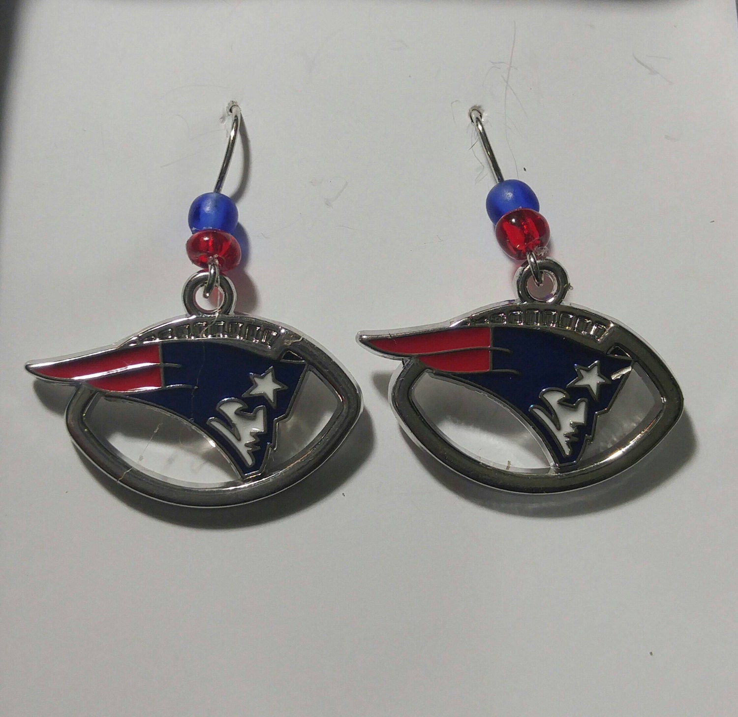 patriots earrings new patriots earrings new jewelry by 9585