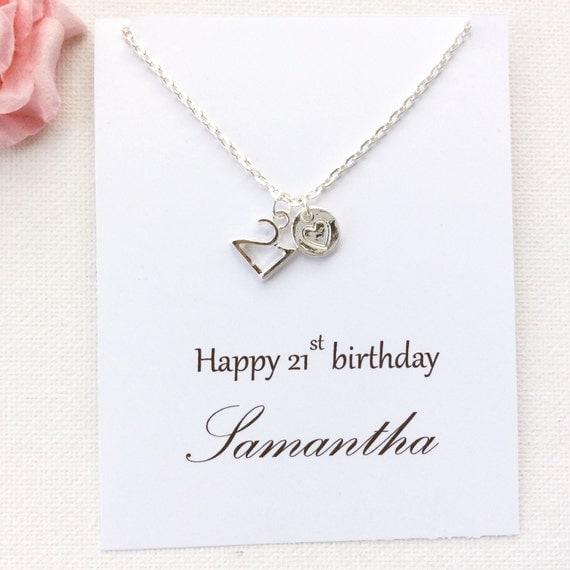 Birthday Present For My Girlfriends 21 St Birthday 21: Personalized 21st Birthday Gift 21st Birthday 21st Gift