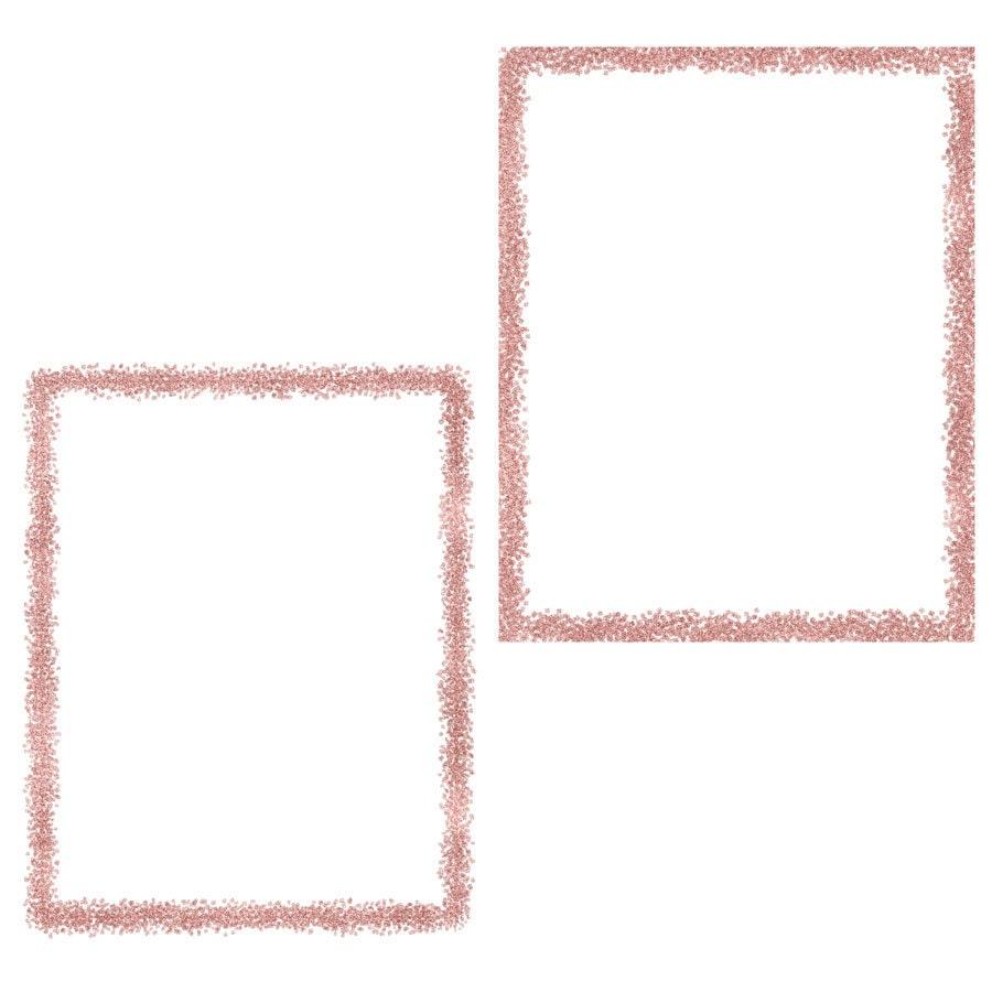 rose gold digital frames clip art glitter frames cliparts frame clip art rose gold hand. Black Bedroom Furniture Sets. Home Design Ideas