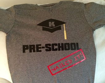 NAILED IT! (school year) t-shirt
