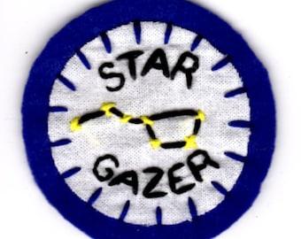Star Gazer Patch