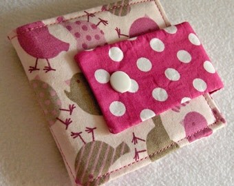 NB-2015-001 needle book for hand sewing / Needlebook for Handsewingneedles