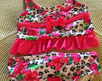 spring/ Summer thankini  Pink sz 12M