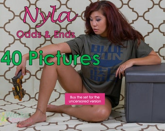 Nyla - Odds & Ends - (Mature, Contains Nudity) - 40 Pictures