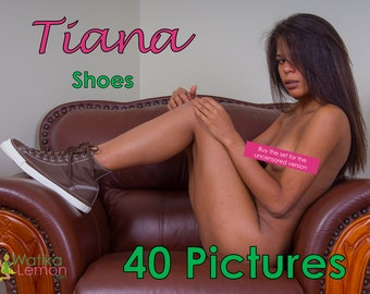 Tiana - Shoes - (Mature, Contains Nudity)  - 40 Pictures
