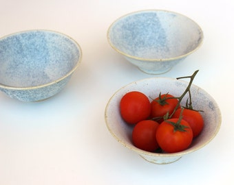 Ceramic Soup Bowl, Cereal Bowl, Personal Salad Dish, Serving Bowl, Ice Cream Bowl, Dessert Bowl, READY TO SHIP