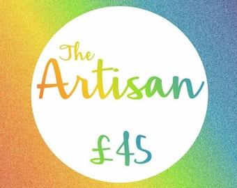 The Artisan Branding Package
