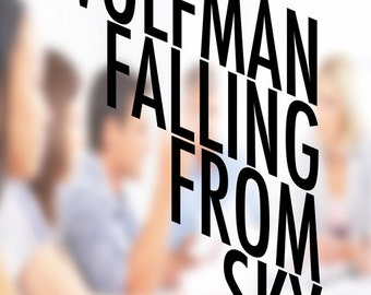 Wolfman Falling from Sky