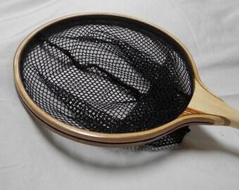 Custom Trout landing net by Cutthroat Custom Nets