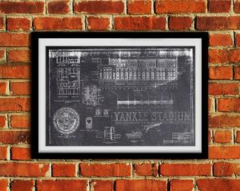 New York Yankee Stadium #0128
