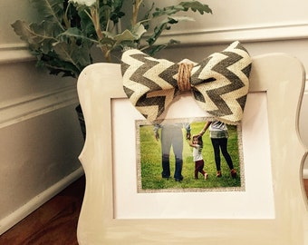 Natural Distressed Frame