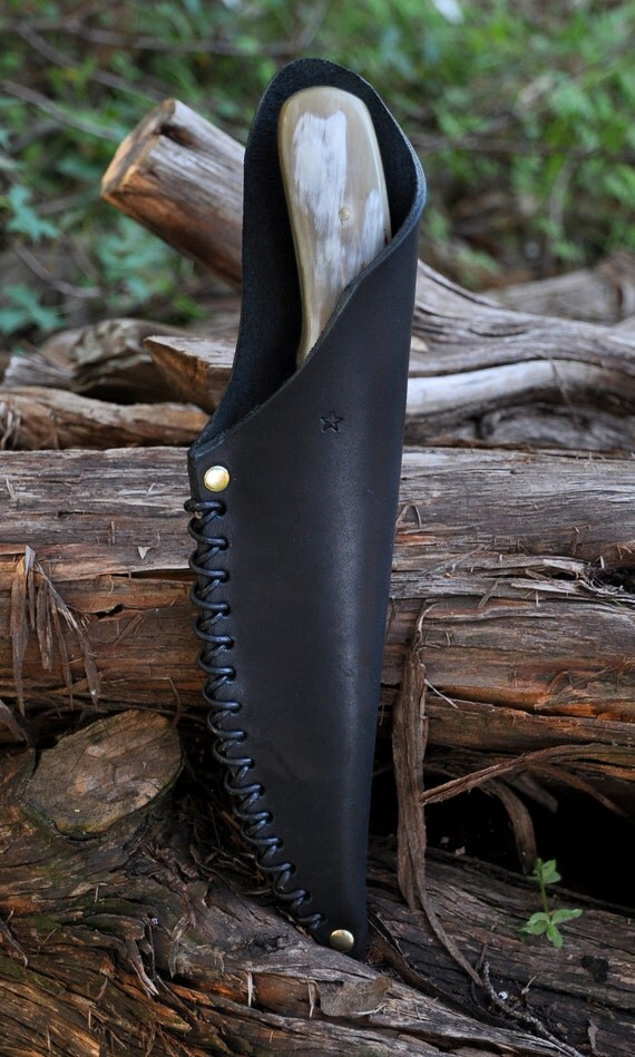 Hand made knife