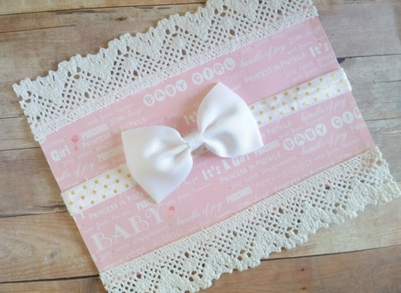 White Baby Headband, Baby Bow Headband, White Girl Bows, Bows For Babies, Teen Hair Bows, Newborn Bows, Bowsw Baby, Baby Headbands Bows,