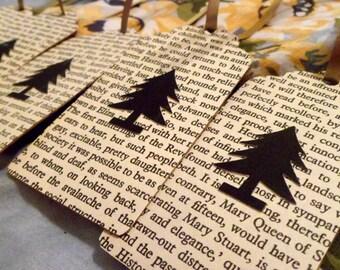 5 Christmas Tree Gift Tags