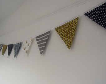 Fabric Bunting/ Banner