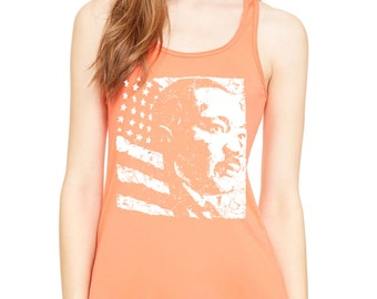 Martin Luther King MLK Day Tank Top