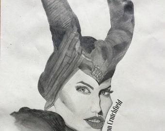 Angelina Jolie's Maleficent