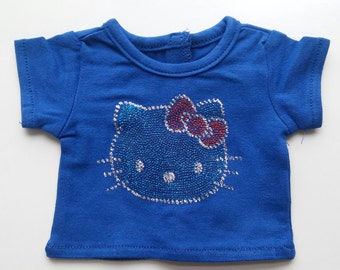 T-shirt for American girl doll, Hello Kitty T-shirt