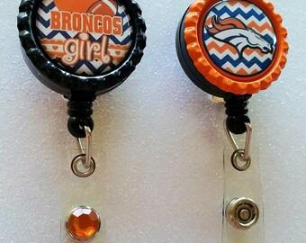 Broncos ID Badge, Broncos Badge, Denver Broncos ID Badge, Denver Broncos Badge, Denver Broncos, Broncos