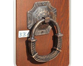 For a steel or wooden doors Front door knob Wrought iron door