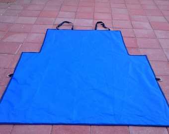 Customized Dog Mat for Rear Car Seat and Trunk Cover (water&mud proof), dog car seat