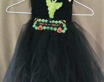 TuTu Witch's Halloween Costume